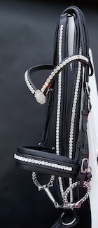 BAROQUE TACK Bridle & Breastplate Set