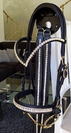 BAROQUE TACK  Bridle + Breastplate
